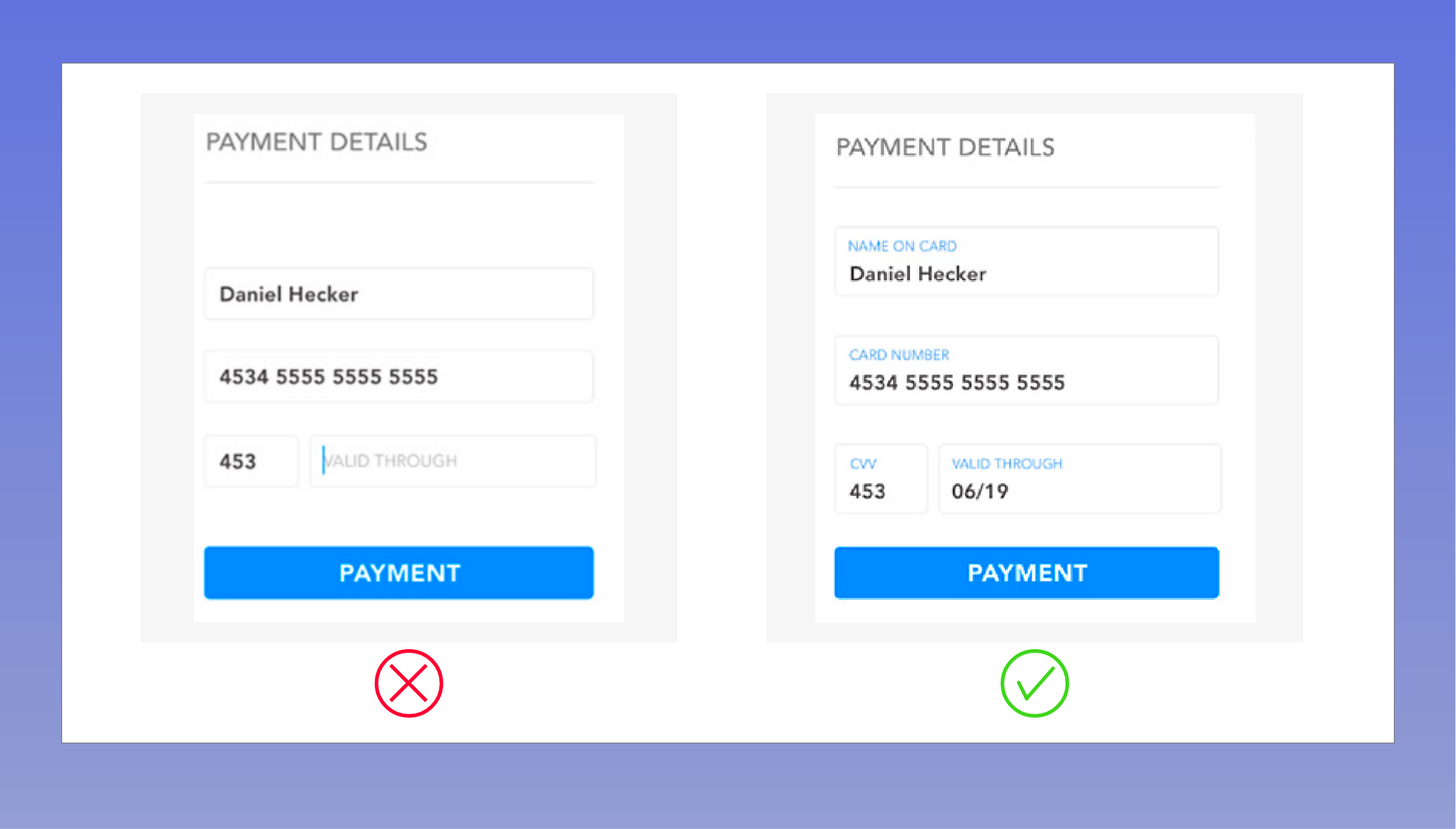 mobile-first-checkout-form